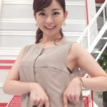 松尾由美子にホテルで声のスキャンダル?結婚して子供を妊娠中?