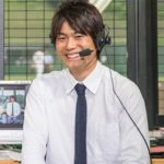 上重聡アナの野球の実力は?甲子園や松坂大輔との対決の結果は?